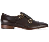 Loafer mit Schnallen - women - Leder - 40
