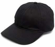 leather-strap cap