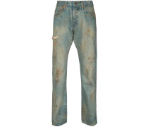 'Barracuda' Jeans im Used-Look