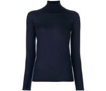 Pullover mit hohem Stehkragen