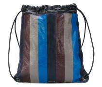 Rucksack mit Streifen