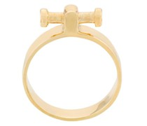 Kleiner 'Alpha' Ring