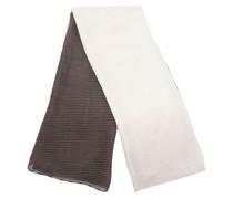 Schal aus Seiden-Kaschmirgemisch