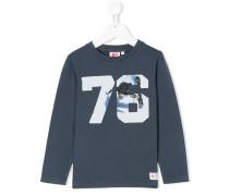 """Sweatshirt mit """"76""""-Print"""