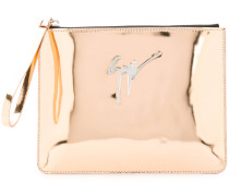 Margery mirrored clutch