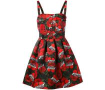 Kleid mit Rosen-Print - women