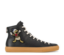 'Donald Duck' High-Top-Sneakers