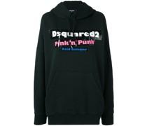 'Pink & Punk' Kapuzenpullover