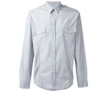 Fein gestreiftes Hemd
