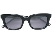 Sonnenbrille mi rechteckigem Gestell