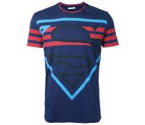 T-Shirt mit Superman-Print