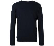 'Intro' Pullover mit rundem Ausschnitt