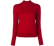 mock neck jumper
