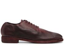 'Union Piece' Derby-Schuhe