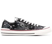 Sneakers mit Sylvester-Print