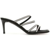 Sandalen mit verziertem Riemchen