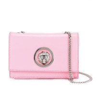 - lion head stud crossbody bag - women
