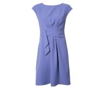 Drapiertes Kleid mit Gürtel