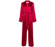 Jumpsuit im Kimono-Look