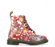 Florale Stiefel - women - Leder/rubber - 39