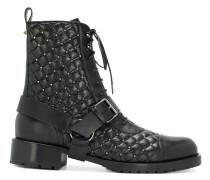 Garavani Rockstud combat boots
