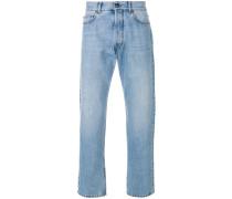 Medusa straight-leg jeans