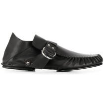 Loafer mit einklappbarer Fersenpartie
