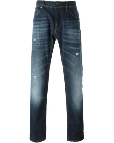 dolce gabbana herren jeans im used look reduziert. Black Bedroom Furniture Sets. Home Design Ideas