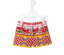 Mambo print shorts