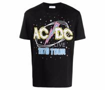 T-Shirt mit AC/DC-Print