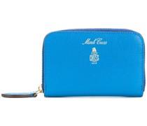 Grace mini zip around wallet