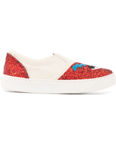 'Flirting' Slip-On-Sneakers