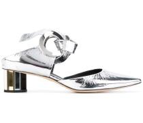 Grommet heels - women - Leder - 38