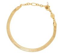 18kt vergoldetes Armband