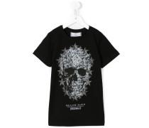 TShirt mit TotenkopfPrint