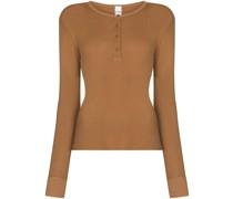 x Hanes '60s Henley-T-Shirt