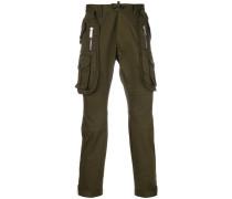 Cargo-Hose mit Reißverschlusstaschen