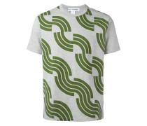 - T-Shirt mit Print - men - Baumwolle - XL