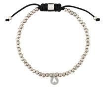 Versilbertes 'Microstring' Armband