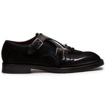 Monk-Schuhe mit Vorderriemen