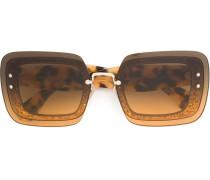 - Sonnenbrille in Schildpattoptik - women