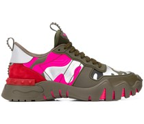 'Rockstud Plus' Sneakers