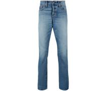 Jeans mit schmalem Schnitt - men - Baumwolle