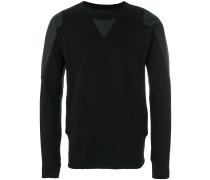 Sweatshirt mit Einsatz