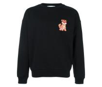 Sweatshirt mit Tiger-Print - men - Baumwolle - S