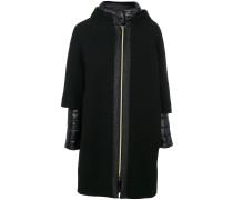 Mantel im Lagen-Look