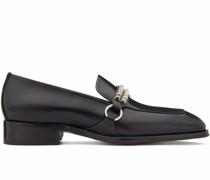 Angeles Loafer mit Nieten