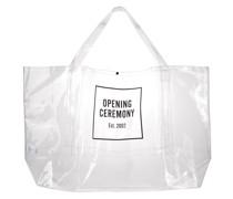 Transparenter Oversized-Shopper