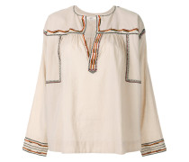 Blicky embroidered tunic