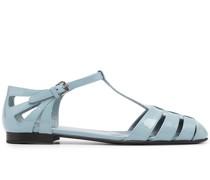 Kelsey Sandalen aus Lackleder